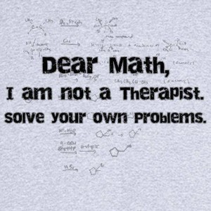 Maths! so samrt!